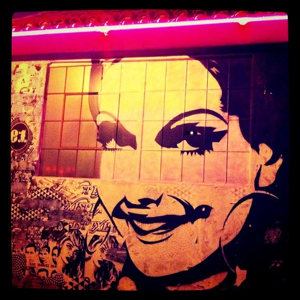 Señorita (Taken with Instagram at El Camino)