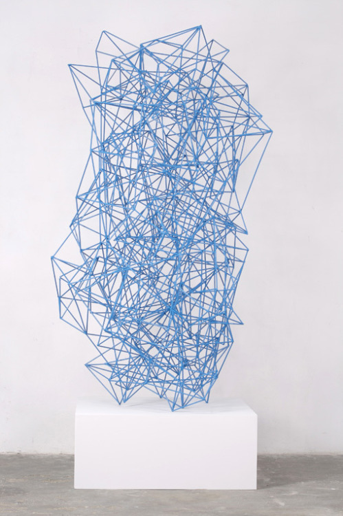 julienfoulatier:  Sculpture by Henk Visch.