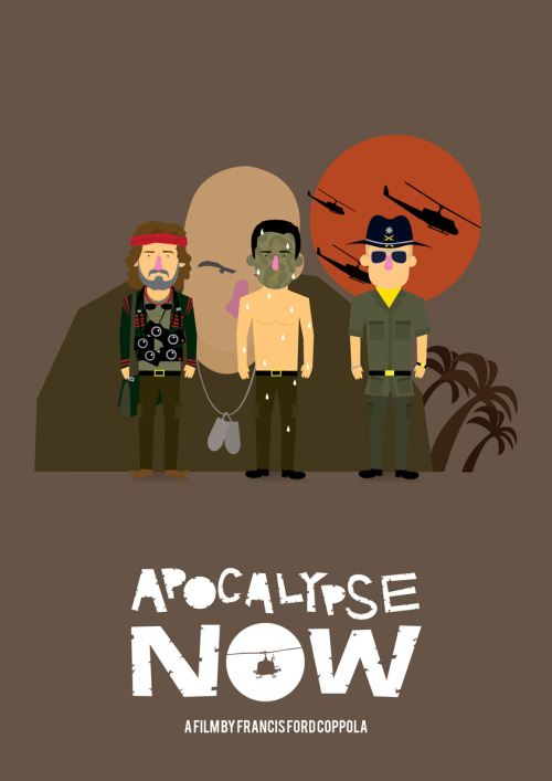 Apocalypse Now by Olaf Cuadras