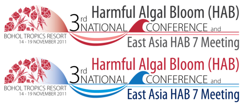 Rejected versions of the logo I designed for an upcoming conference. Unfortunately, these were the ones I liked best. Oh well. :) If you're interested to attend or present at the conference, please visit the website here or click the picture.