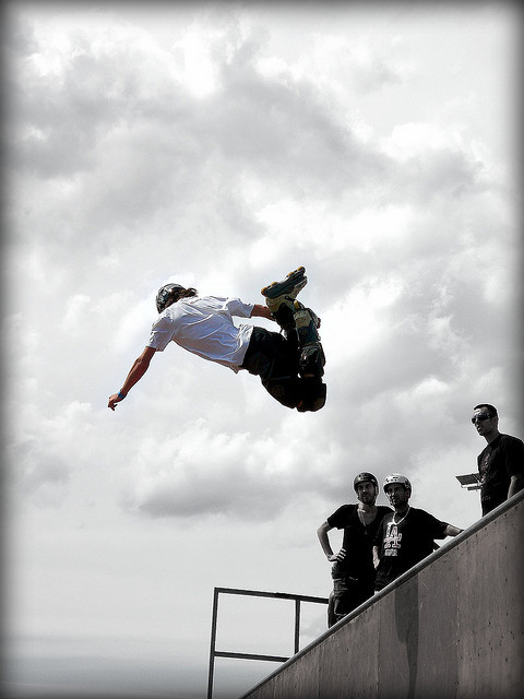 Inline (HalfPipe) on Flickr.
