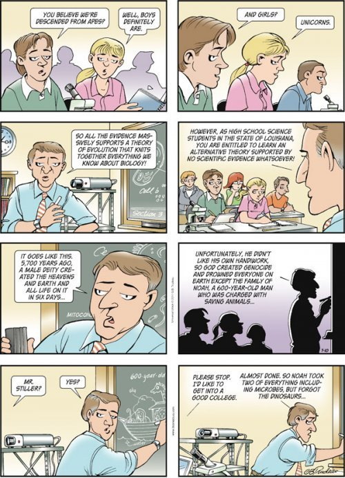 girlwithalessonplan:  I don't follow Doonesbury, but this is hilarious.