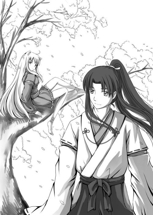 Rule 63 of Inuyasha and Kikyo. This is definatly a head scratcher. Then again, having Inuyasha pinned to the tree with an arrow as a woman would be just as touching, seeing a woman die and thinking the man she loved betrayed her? T.T  Just a thought.