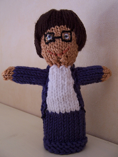 We Can Knit Heroes: Ricky Wong. Headed for serious dramatic roles.