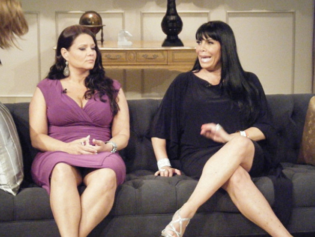 "The very self-aware Renee Graziano is just waiting for the day when ""a man plays me on Saturday Night Live."" More from Liz Black's Mob Wives reunion interview on the VH1 Blog."