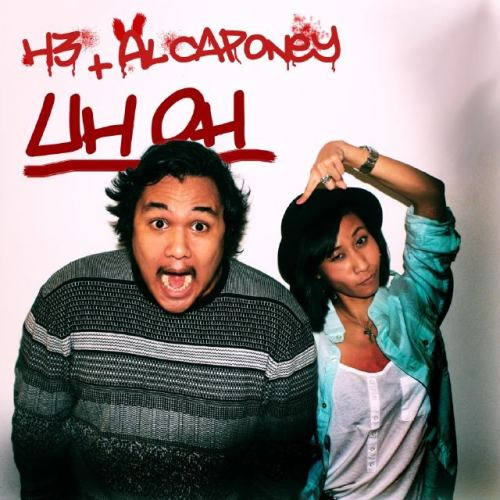 H3 x Al Caponey. Coming REAL soon. Lalalalalalala.