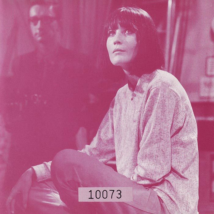 "Sandie Shaw in the CD single version of: ""There's a light that never goes out"" 1992 by The Smiths."