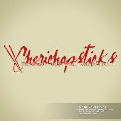 Cheri Chopsticks Packaging Logo (2008)