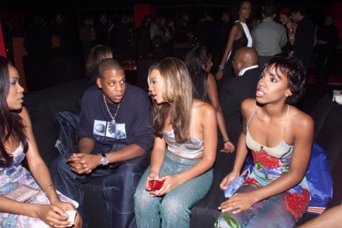 jay z kickin game to bee awww