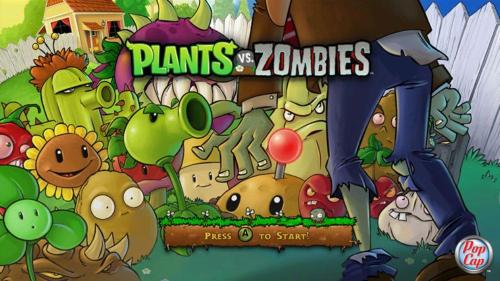 30 Day Video Game Challenge: Day 21 Your guilty pleasure game Plants vs. Zombies (although I don't really feel guilty about loving it!)
