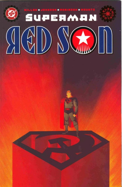 welovecomicbooks:  Superman: Red Son Rising  What would the world be like if Superman had landed in Soviet Russia, rather than Smallville? The Man of Steel works as a defender of communism, facing off against an American made Bizzaro Superman, created by the USA's greatest hero: Lex Luthor.
