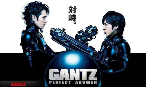 Kurono and Koto return to battle in GANTZ: Perfect Answer.