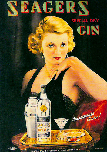 Seagers Gin (1935) (by star1950)