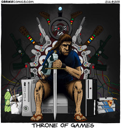 gamefreaksnz:  Throne Of Games