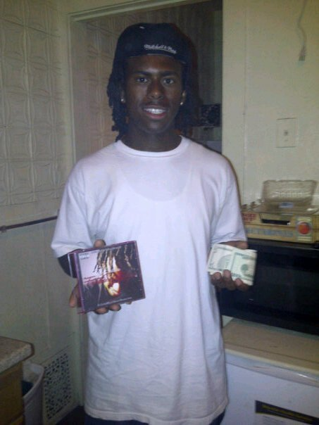 """i'm black as hell but i'm rich as well"" - gucci mane. get your copy of ""future nostalgia."" today @ http://topbillion.bandcamp.com/album/future-nostalgia"