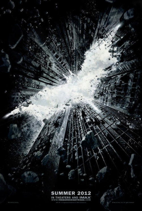 Primer Poster de Batman: The Dark Knight Rises