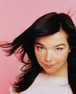 bohemea:  Bjork   always reblog bjork.