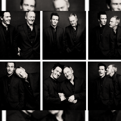 favorite photoshoot of michael fassbender asked by alwaysbeenwithyou aka my wifey