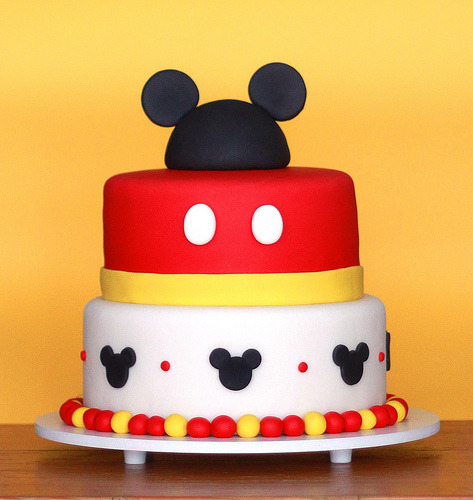 Mickey (by The Cookie Shop)