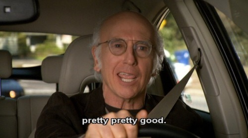 Basically sums up what I thought of the season premiere of Curb