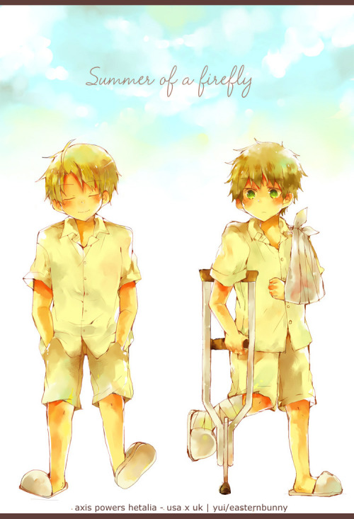 easternbunny:  Summer of a Firefly Final Chapter + Epilogue is out! Prologue Chapter 1 Chapter 2 Chapter 3 Chapter 4 Epilogue thankyou so much for your neverending support and enjoy the conclusion of Summer of a Firefly! :)