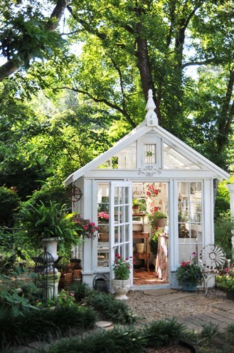 dyingofcute:  Greenhouse, reposted