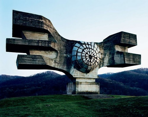 The Eerie, Spaceship-Like Ghosts of Communism