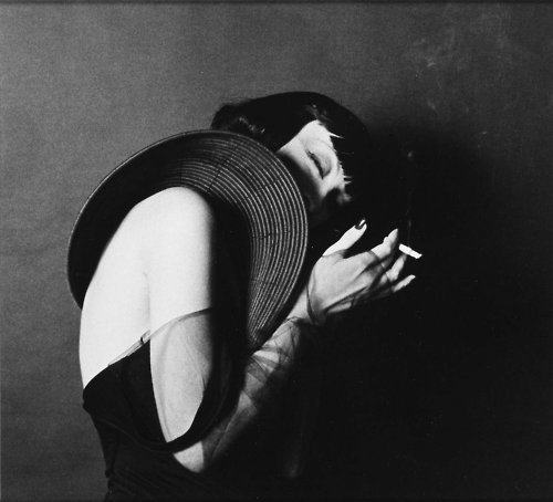 Kiki de Montparnasse by MAN RAY