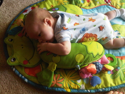Tummy Time!
