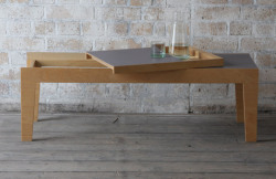 Ply Coffee Table by Tandem.