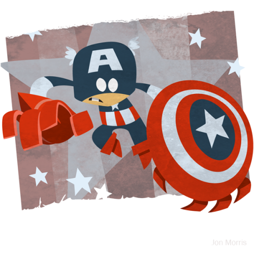 Captain America-Jon Morris I'm running well behind with my Bristolwhipping, but more is on the way! http://bristolwhip.blogspot.com/2011/06/captain-america_13.html