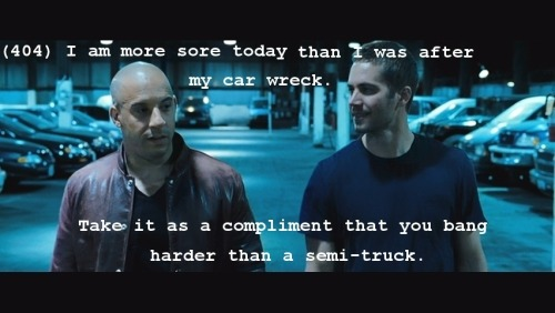 textsfromteamtoretto:  But with less bleeding, I hope.