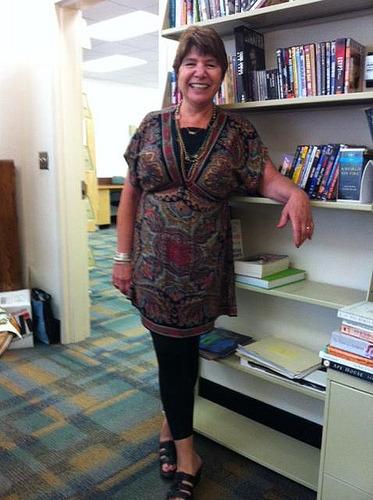 Jo Ann Greenberg, Deputy City LibrarianEscondido Public Library, California
