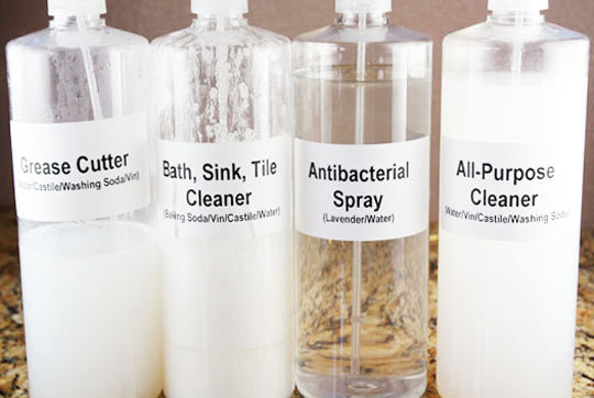 ilovemyapartment:  Four Homemade Cleaners Tutorial here!