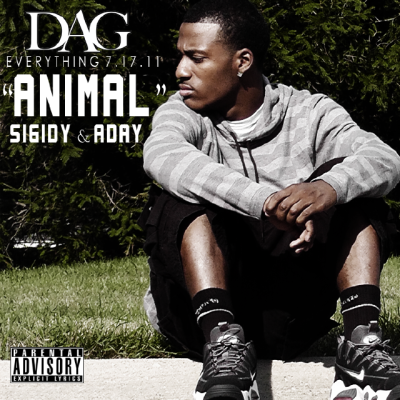 'Animal' The first track from DAG's Everything Week, ft. Aday and Sigidy. DOWNLOAD.