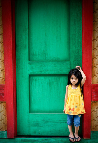 annaharo:  green door (by focal dilemma)