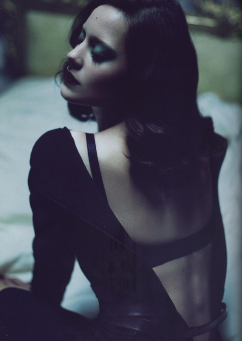 Marion Cotillard Photographer:  Mert and Marcus