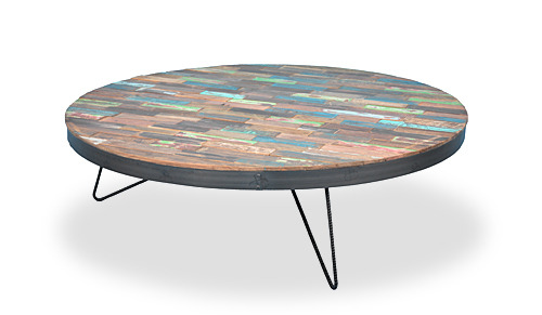 d-Bodhi Street Art coffee table from Four Hands.