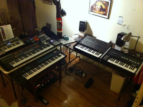 Synth City.