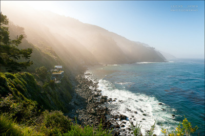 Good morning Esalen by Lucas Janin on Flickr.