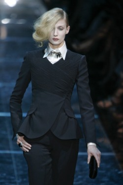 Giorgio Armani Prive Haute Couture Fall/Winter 2008