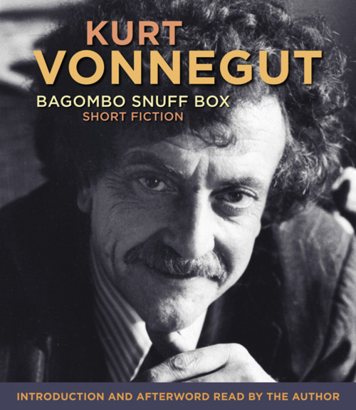 """a bunch of Buddhist catnaps.""- Vonnegut (himself)"