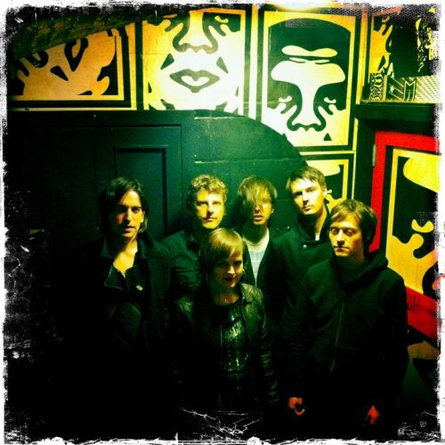 [DOWNLOAD MP3 OF SHOW / LISTEN TO RESONANCE] Brighton indie rock band Twin Brother, second place in this year's Glastonbury Emerging Talent Competition, at the BBC Introducing Stage at 12 noon on Friday. 1. Twin Brother - Lungs (MP3) Norwich-based noise merchants (depicted above) Spotlight Kid, on the BBC Introducing Stage later that day (Friday @ 6.00pm) 2. Spotlight Kid - Haunting Me (MP3) One of last year's most blogged-about bands, this London 60s pop pairing Summer Camp take to the stage at Oxylers In West Friday at 1pm. 3. Summer Camp - Nobody Knows You (MP3) Acoustic act Sea Of Bees is at the Park Stage on Sunday at 1.30. 4. Sea Of Bees - Willis (MP3) Chilling post-punk of all-girl psychedelic rock band Warpaint, playing two sets this year. One is at The Park Stage at 4.45 on Friday, the other is at John Peel at 4.50 on Saturday. 5. Warpaint - Undertow (MP3) Australian psychedelic rock three piece Tame Impala, apparently set for world domination following 2010's phenomenal Innerspeaker, take to the Pyramid at 12.15 on Saturday, and The Park Stage at 18.15 Saturday. 6. Tame Impala - Why Won't You Make Up Your Mind? (MP3) For the full line-up and times to Glastonbury Festival, click here.