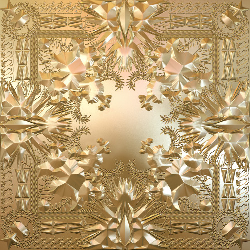Oh god. So excited. This album should be dropping within a month. Jay-Z + Kanye West = AOTY(?) Get hyped.