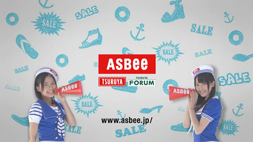 G-FOOT - ASBee shoe shop ''SUMMER SALE'' by SKE48