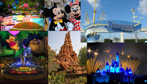 30 Day Disney Challenge Day 28 - Favourite Theme Park Disneyland The classic. There's something about the fact that it's the original park that Walt imagined. I am also fond of the Magic Kingdom, but there's something about the smaller scale of Disneyland that makes it feel more like home.