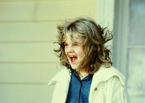 Drew Barrymore's voice as a little kid is not nearly as grating as her voice as an adult. Firestarter was awful because the dad was a terrible actor. Firestarter was amazing because it has a little kid going crazy and killing tons of people. Every time I finish reading a Stephen King book, I watch the film to see how bad of an adaptation it is. This one was pretty good, except for all of the holes regarding character motivation which made most of the characters seem one dimensional.