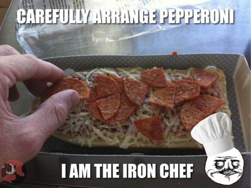 Meanwhile at nosesplash:  Iron Chef.