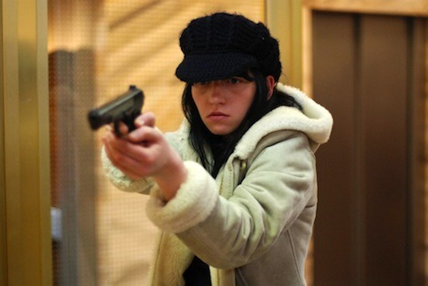 Julia Hummer as Gabriele Kröcher-Tiedemann 'Nada' in the movie Carlos (2010) directed by Olivier Assayas. I loved her.