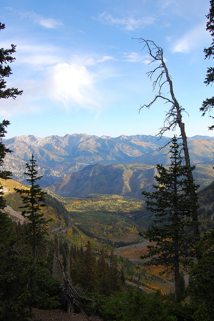 Mt Timpanogos on Flickr. Hiking in Utah (c) Bree Sage